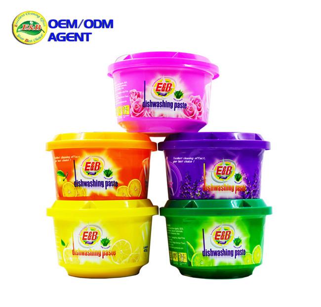 OEM Fábrica de Pasta de creme de bolo de sabão detergente líquido de lavar louça máquina de lavar prato