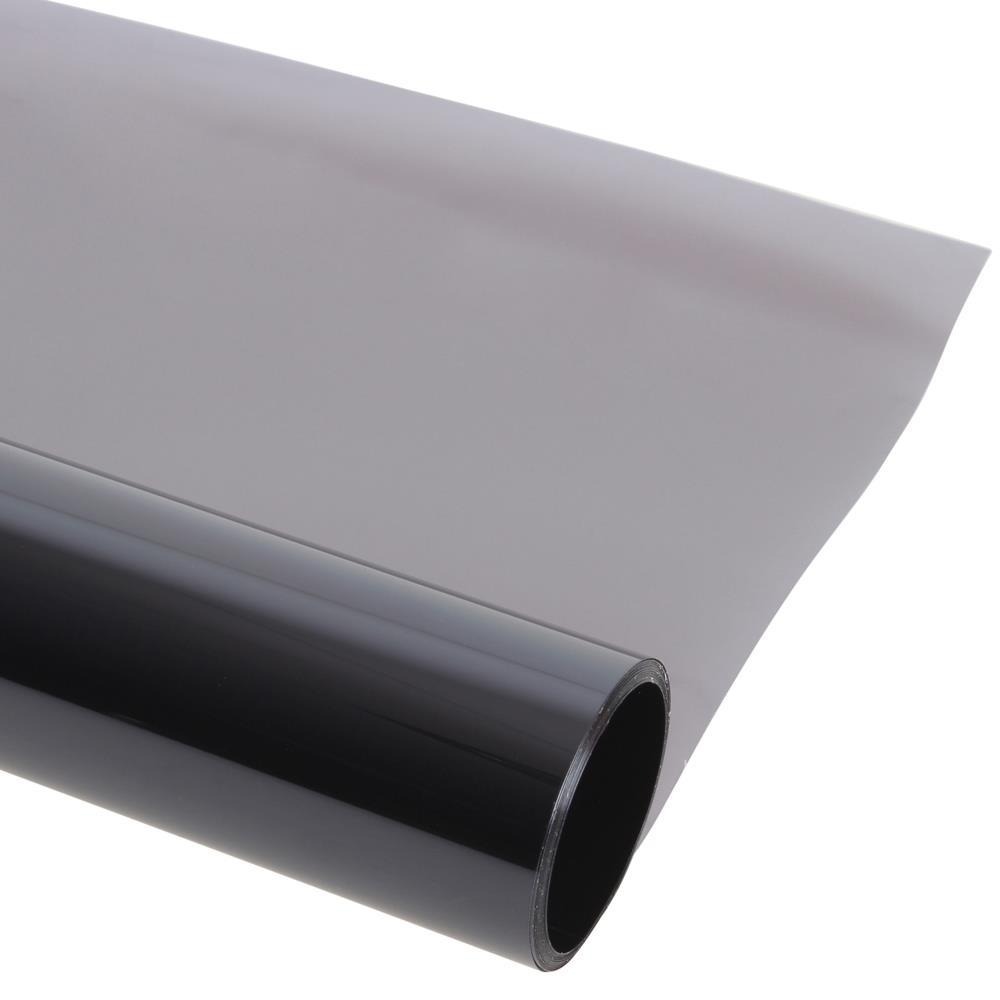 0 5 3m light gray uv insulation car window tint film vlt 45 2 ply solar protection film in side. Black Bedroom Furniture Sets. Home Design Ideas