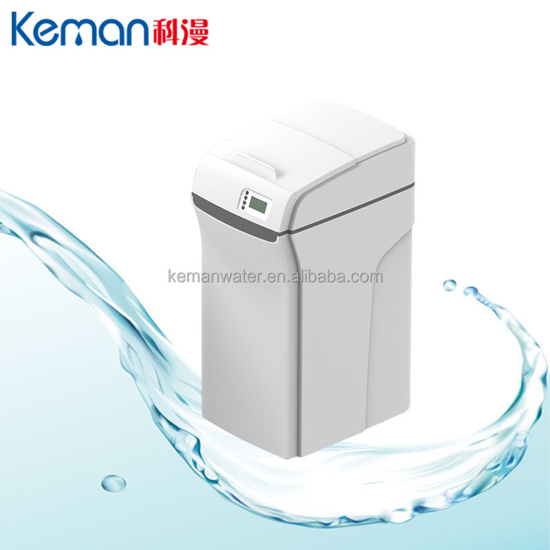 newly design purolite resin luxury water softener/water softner with upflow type automatic control valve