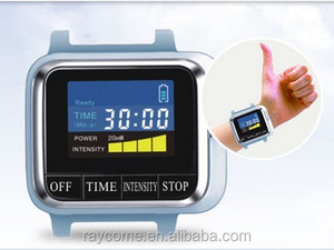 laser physical therapy equipment wrist watches for hypertension treatment