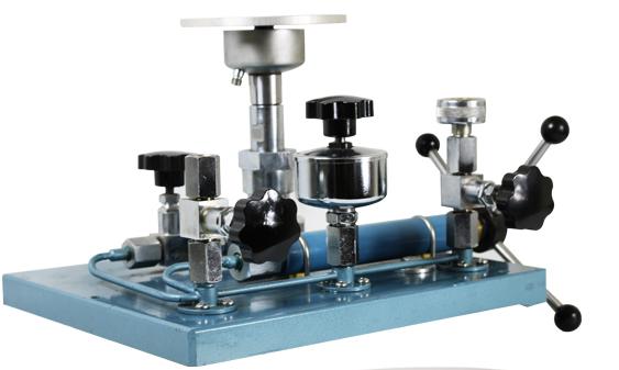 hand pump pressure calibrator pressure gauge