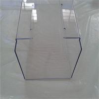 Acrylic sheet bending processing