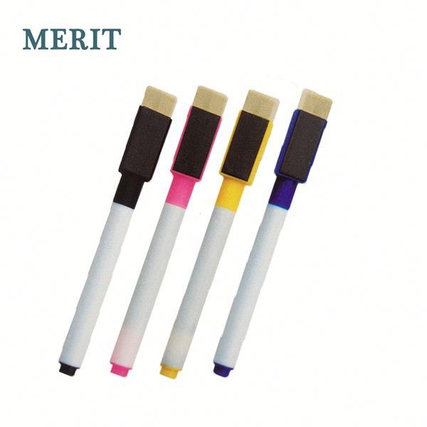 Assorted colors high quality whiteboard medium erasable marker
