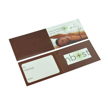 Custom Made Gift Card with Loco Magnetic Stripe