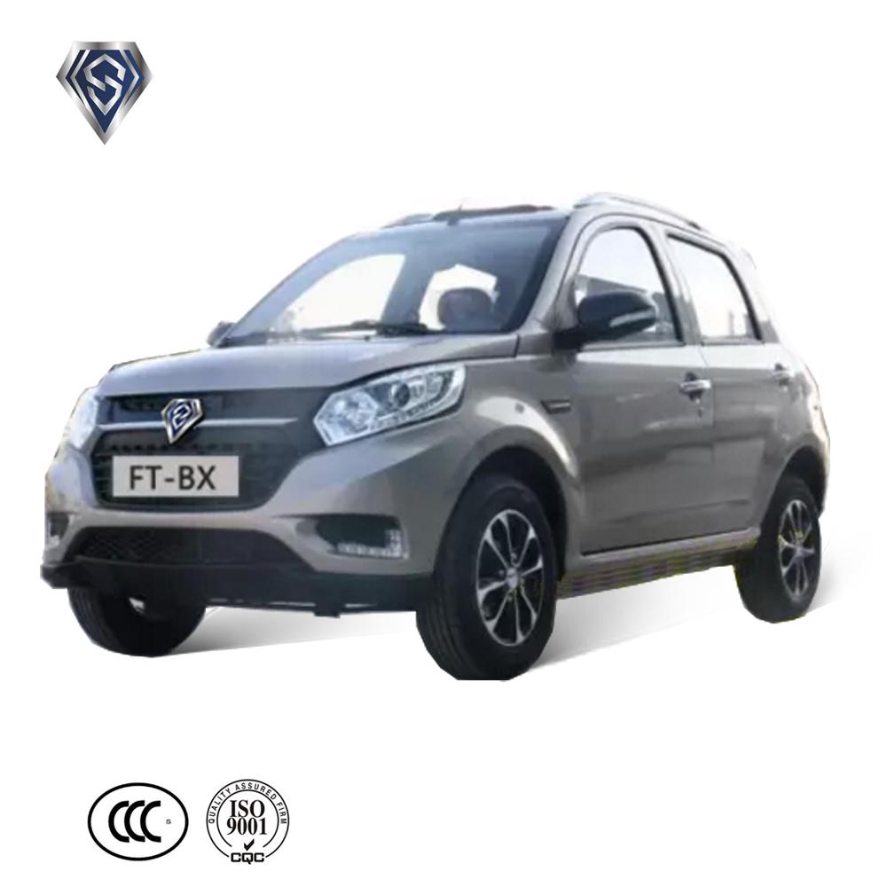 Factory Price Smart Size 4 Seat Wheel Electric Mini Car