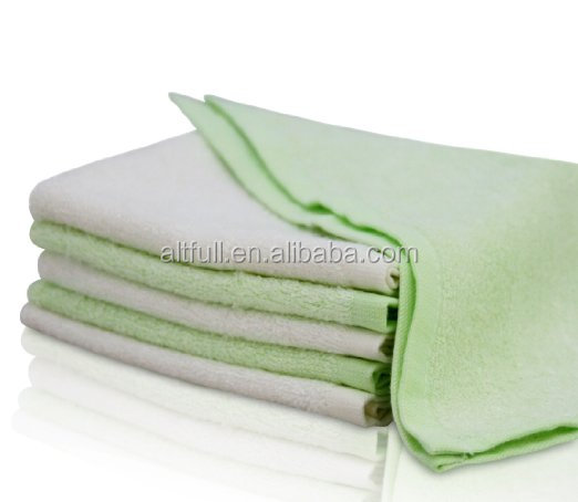 wholesale alibaba Bamboo Baby Washcloths- Premium Extra Soft & Absorbent Towels For Baby's Sensitive Skin - Perfect 10*10inch