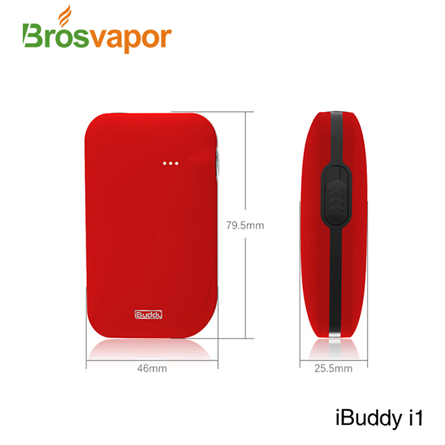 100% Authentic Awsome Vaporizer Electronic Cigarette iBuddy i1