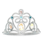 Hot kids birthday party tiaras and crowns/ supplies crown toy mini plastic tiara