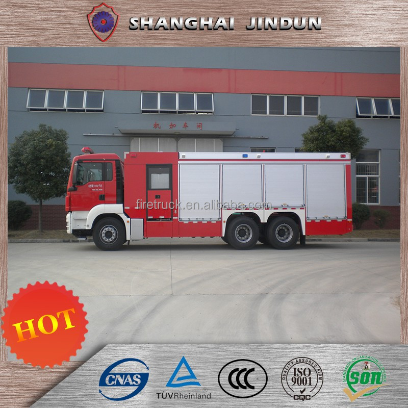 2016 New Design Three Wheel Electric Fire Fighting Vehicle
