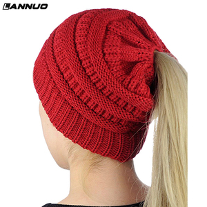 b0fbf4cc8 Ponytail Beanie Hat, Ponytail Beanie Hat Suppliers and Manufacturers ...
