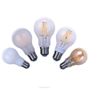 CE RoHS UL Approved E26 E27 4W 6W 8W A19 A60 dimmable led filament vintage light bulb