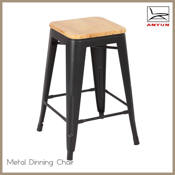 Cheap metal chair used hotel furniture for sale