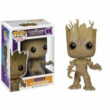 Custom Guardians of the Vol Groot Funko Pop Toys From China Factory In Stock Action Figure Dolls