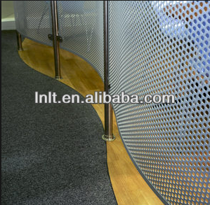 Decorative aluminum screen panel latest construction products