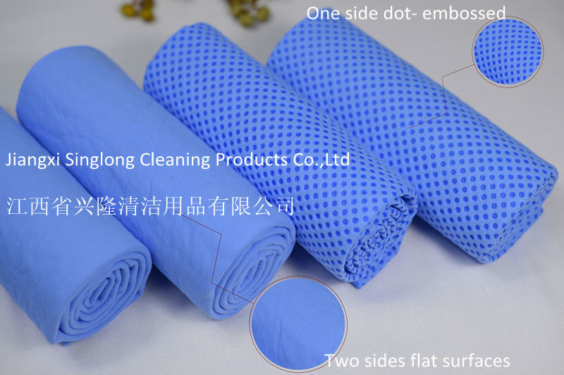 PVA cleaning wipe cloth shammy towel chamois