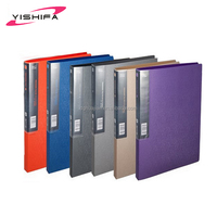Professional OEM/ODM Manufacturer office stationery plastic file folders with clip