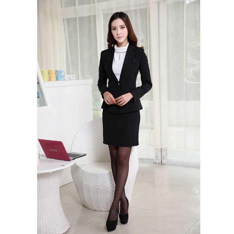 Female Skirt Suits 103