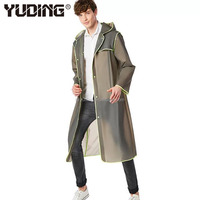 cheap price outdoor waterproof polythene raincoat for adult