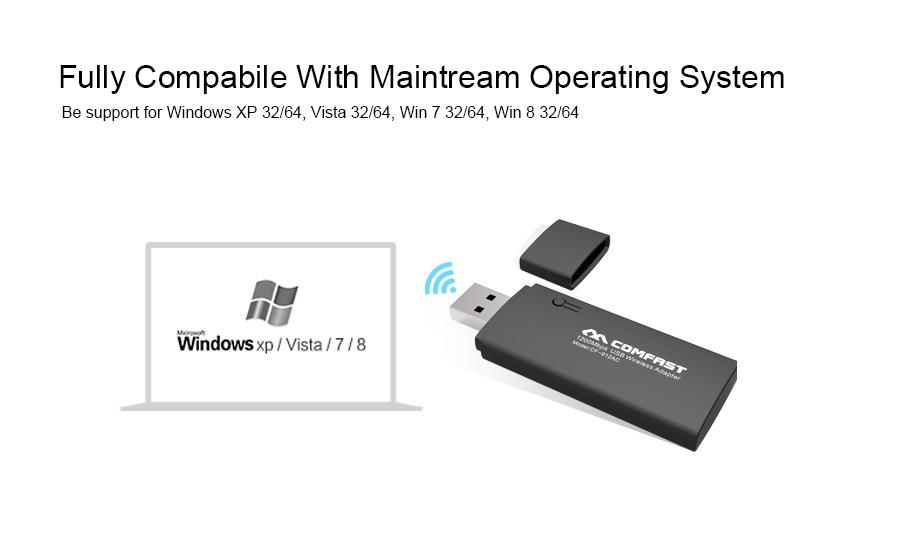 1200mbps Realtek 8812au Chipset Wifi Usb Adapter/wireless Lan Card Wifi  Dongle - Buy Wireless Lan Card Wifi Dongle,2 4 Ghz & 5 8 Ghz Network Cards  Usb