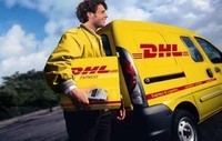 Cheapest DHL air cargo freight agency delivery forwarder goods from China to USA