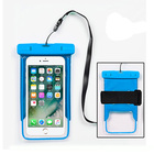 pvc hand phone universal waterproof bag pouch for mobile cell phone iphone 5s 6 7 8
