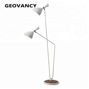 cordless led modern fancy floor lamp