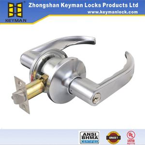 Low price color padlock lever handle