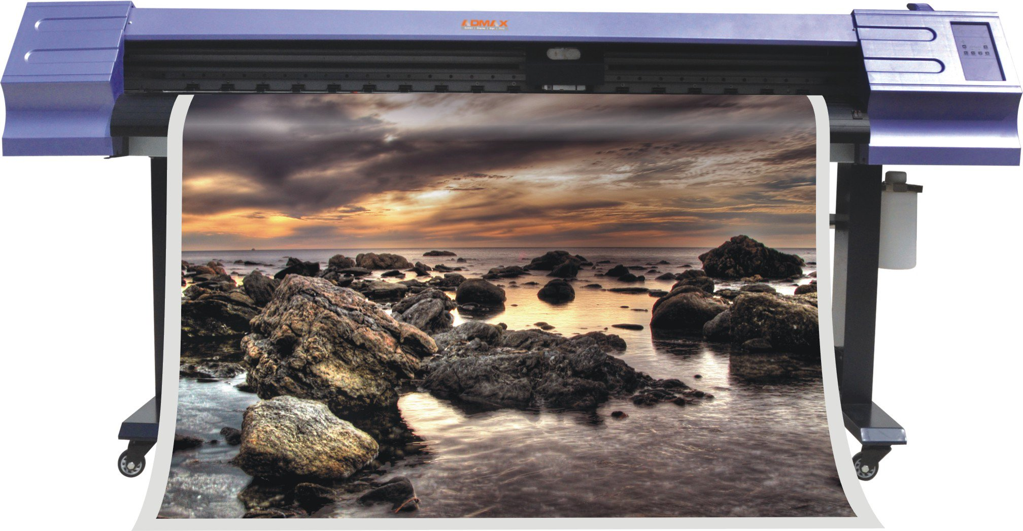 """Alliance 8 mil Photo Base Paper Glossy Finish 24 x100/'x3/""""core with 2/"""" adapter"""