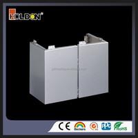 Free Sample Aluminum Decorative Round Column Cover Curtain Wall Panel