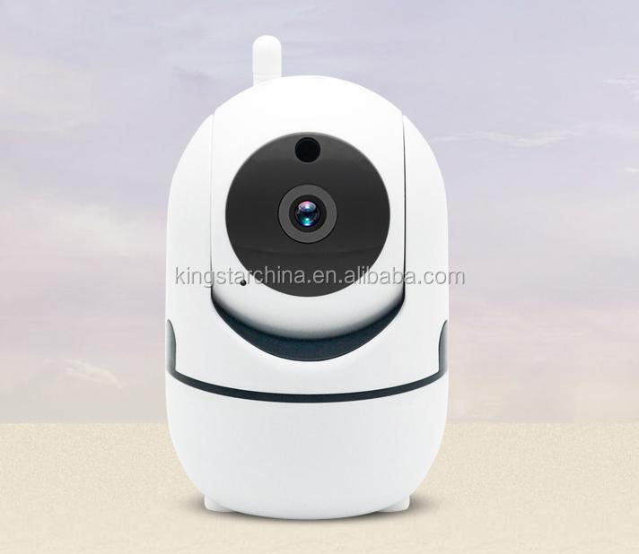新 1080 1080p スマートホームワイヤレスセキュリティ CCTV クラウドストレージ自動追尾 Wifi IP カメラ