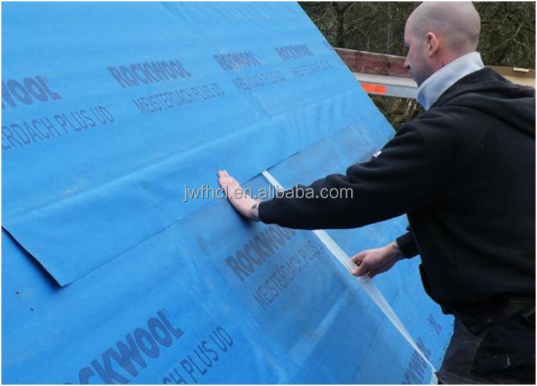CE  120gsm Breathable membrane waterproofing good quality  1.22 width to USA