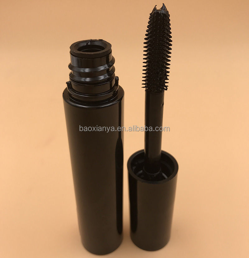 No Label No Logo Waterproof Makeup Eye Cream Mascara 3D Fiber Lash Eyelashes Mascara