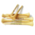 Greenmade Bamboo Golf Tees 2-3/4 inch length - Eco-Friendly - 7x Stronger than Wood Tees