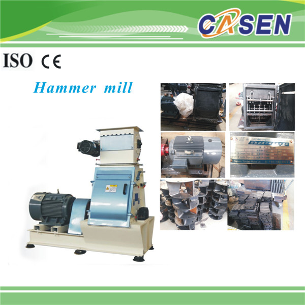 Animal Feed Crusher Corn Grinding Hammer Mills for Sale