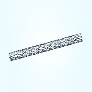 316L Stainless Steel Bare Metal Coronary Cardiac Stent