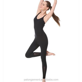 7fd46675156 2016 sexy women jumpsuits gym yoga one-piece suit fitness wear wholesale