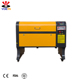 sales Promotion Voiern WER4060 400 x 600mm stone wood glass CO2 laser engraving machine for sale 50W cheap