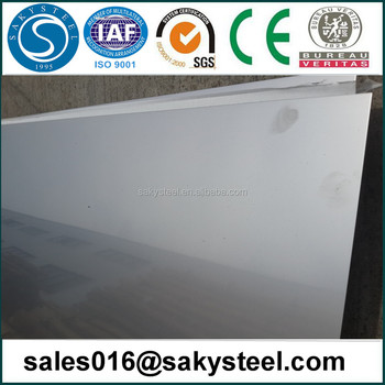 16 Gauge Thickness Stainless Steel 2b Sheet Price