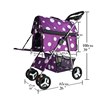 Folding Detachable Split Dog Pet Car Package Tactic kennel Pet House Lightweight Stroller