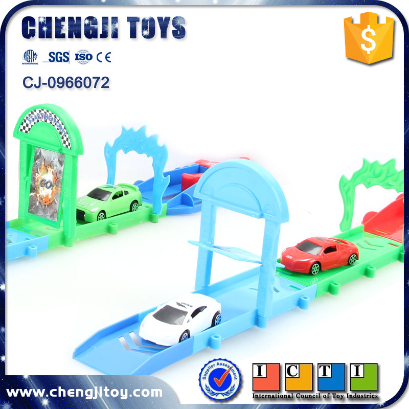 China wholesale Funny new item electric toy race track