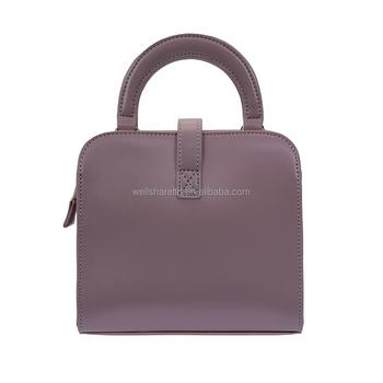 09d274d4b Tailor made calidad superior plegable PU cuero Rosa lona mujeres bolso  bolsos con Zupper monedero