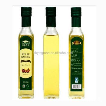Decorative 40ml 40ml 40ml 40ml 400ml Clear Glass Olive Oil Amazing Decorative Olive Oil Bottles