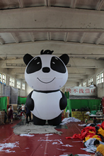 Hot !! 2014 Giant Party Supply Advertising Inflatable cartoon/ Best sale Cheap inflatable cartoon MK-4