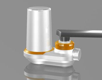0 3 micron rubinetto montato filtro ad acqua con diatomea e
