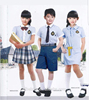 OEM school uniforms shirts skirts pants for children students, boys, girls school uniform