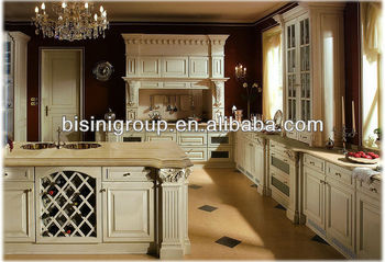 Antique Wooden Kitchen Cabinet High Quality Wooden Kitchen Cabinet