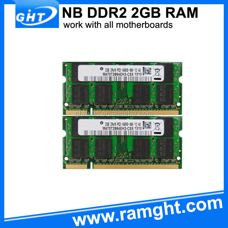 Computer export 2gb ram memory pc2-5300 667mhz ddr2