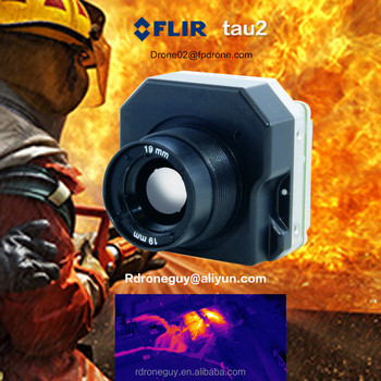Thermal Infrared Moving Camera for drone Resolution  640X512