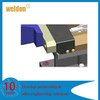 WELDON metal roofing sheet roll forming machines