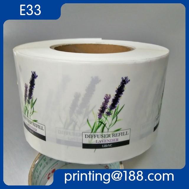 custom stickers labels printing ,Coated Art Paper sticker print /plastic  PVC Vinyl paper transparent